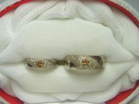 結婚指輪デザイン