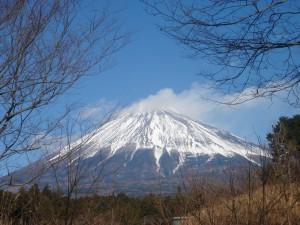 富士山  謹賀新年!