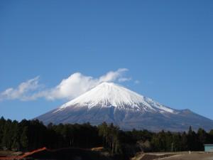 富士さ~ん