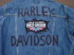 バックスタイル HARLEY DAVIDSON