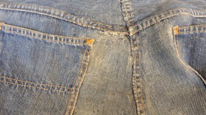 denim repair