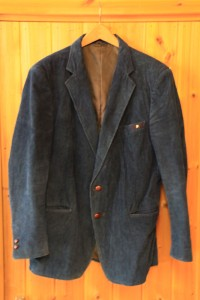 藍染ジャケット