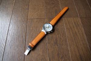 LOUIS VUITTON 腕時計リフォーム